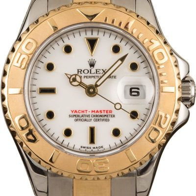 Replica Watch Info Rolex Yacht-master 169623 White Dial