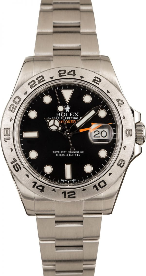 Buy Fake Rolexpre Owned Rolex Explorer Ii Ref 216570