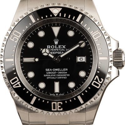 How To Tell A Fake Rolexrolex Deepsea 126660 Ceramic Bezel Preowned Certified