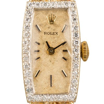 Rolex Replicaladies Rolex Vintage Cocktail Watch